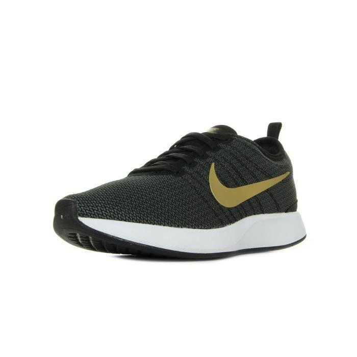 great fit 8a797 7cb1c Baskets Nike Dualtone Racer SE Noir Noir, doré - Achat / Vente ...