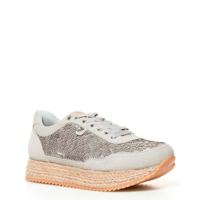 Gioseppo - Nikki chaussures gris, argent