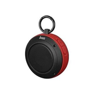 DIVOOM VOOMBOX TRAVEL Enceinte portable Bluetooth 4 W - Rouge