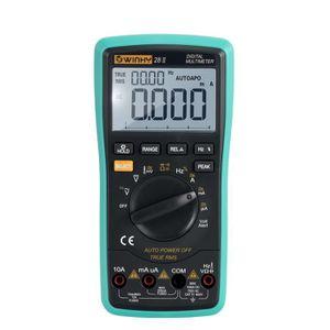 MULTIMÈTRE Multimètre Numérique Digital 28ⅡOutil De Mesure In