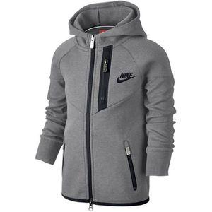 SWEATSHIRT Sweat Nike Tech Fleece Full-Zip Hoodie Cadet - Ref
