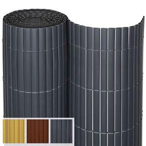 CLÔTURE - GRILLAGE SOL ROYAL SOL VISION P14 - Brise Vue Canisse PVC p