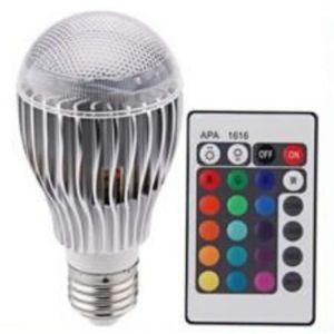 AMPOULE - LED STR® E27 Ampoule Spot LED RGB RVB 16 Couleurs 9W