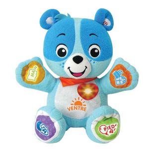 PELUCHE VTECH BABY - Nino, mon ourson à personnaliser