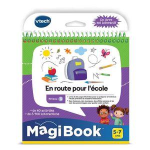 CONSOLE ÉDUCATIVE VTECH Magibook - En Route Pour L'École