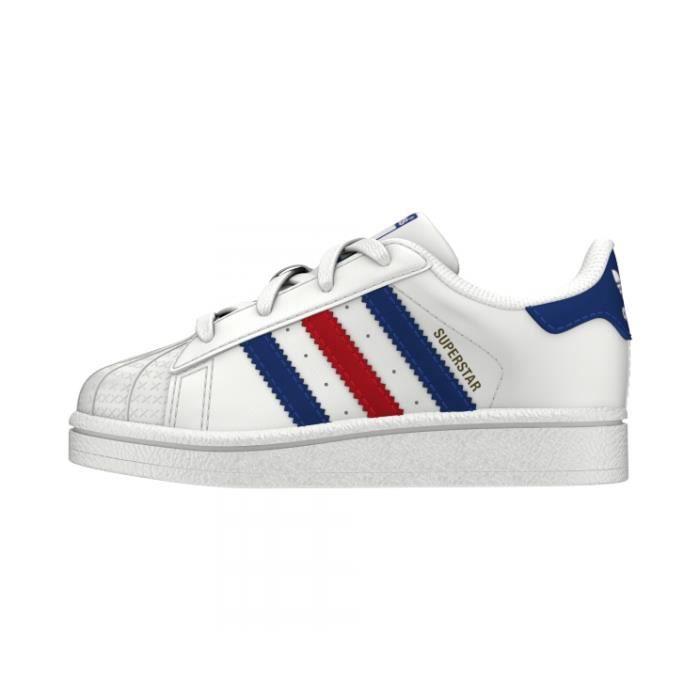 Adidas Advantage Clean VS F99252 Blanc Blanc - Achat / Vente basket  - Soldes* dès le 27 juin ! Cdiscount