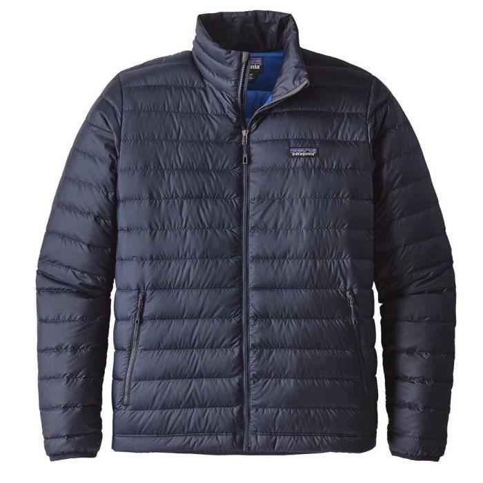 Vêtements homme Doudounes Patagonia Down Sweater Bleu Bleu - Achat ... 2543c874416
