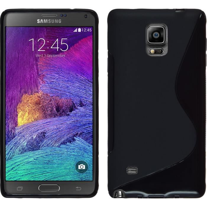 coque a induction galaxy note 4