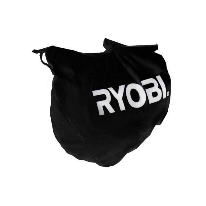 sac de rechange avec collier de fixation pour souffleur. Black Bedroom Furniture Sets. Home Design Ideas