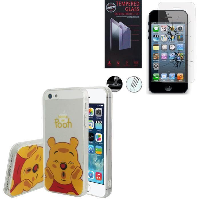 coque winnie iphone 5