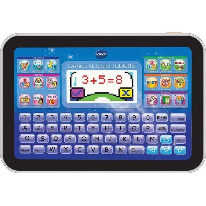 Vtech Genius Xl Color Tablette éducative Enfant Noire Achat