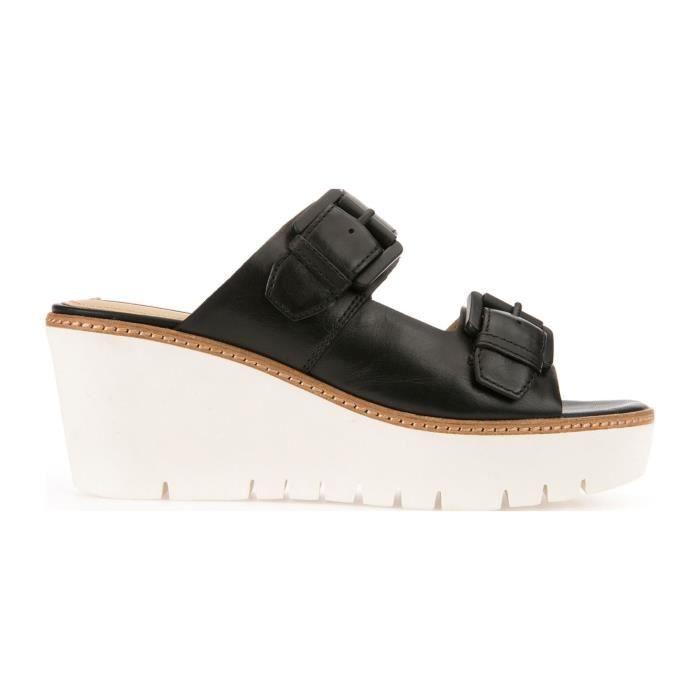 Domezia - Sandales en cuir - noir Ve2cXPs