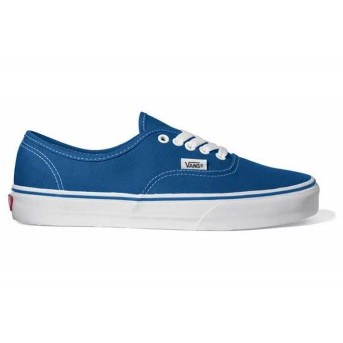 Chaussure Basse VANS Authentic Navy Homme Pointure 39