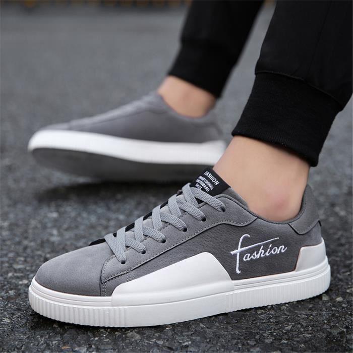 Sneaker Hommes Léger Classique Mode Sneakers Nouveauté Nouvelle Mode Antidérapant Chaussure meilleur Confortable Doux Beau 39-44 S45bTE