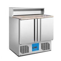 ARMOIRE RÉFRIGÉRÉE Equipementpro - Saladette / Réfrigération table 0,