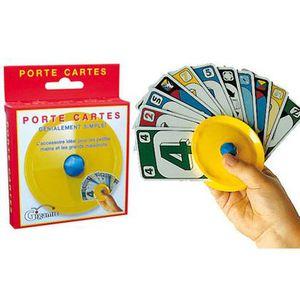 CARTES DE JEU Porte Cartes