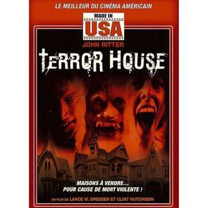DVD FILM DVD TERROR HOUSE