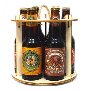 BIÈRE Coffret découverte 6 bières Canadienne 6x341ml.