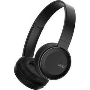 CASQUE - ÉCOUTEURS JVCHAS30BTBE Casque Bluetooth sans fil Noir