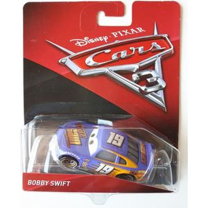 VOITURE - CAMION Bobby Swift Octane Gain voiture Cars 3