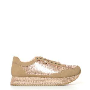 BASKET Gioseppo - Chaussures Nikki kaki, bronze
