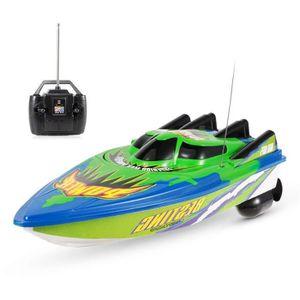 BATEAU - SOUS-MARIN RC bateau à télécommande à grande vitesse jouets p