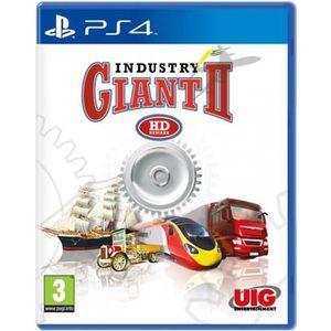 JEU PS4 Industry Giant II