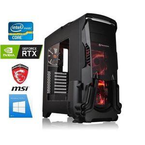 ORDINATEUR TOUT-EN-UN PC Gamer I7-8700 - RTX 2060 6GO - 16GO RAM - SSD 4