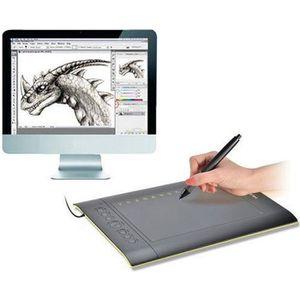 TABLETTE GRAPHIQUE Tablette graphique digitale 12 pouces dessin 3D...