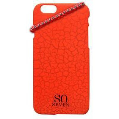 coque iphone 6 orange fluo