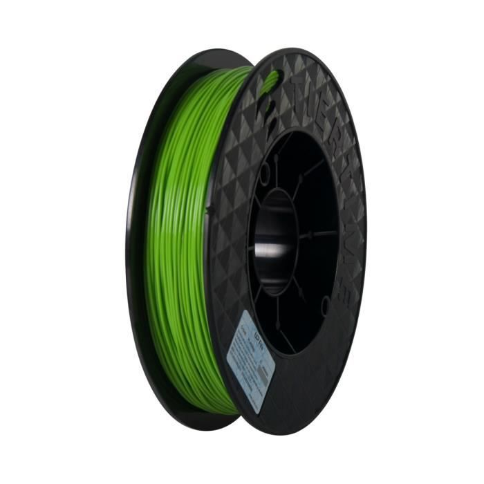 Tiertime Consommable 3D Filaments PLA UP Mini 2 - Vert - 2x500g