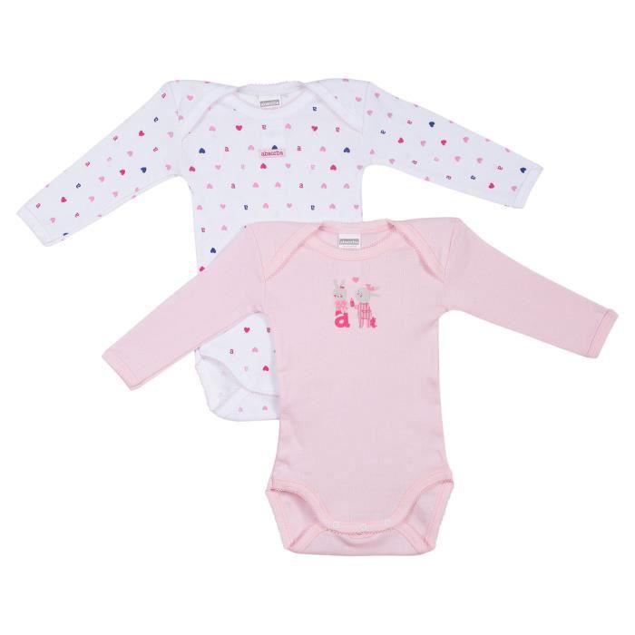 Body bebe fille - Achat   Vente pas cher 9092d146d02