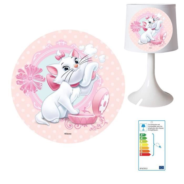 lampe a poser lampe chevet marie aristochats 2 - Aristochats Marie