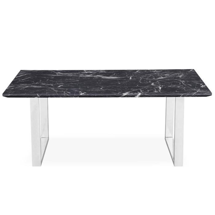 b134dc11a388b7 Table basse plateau en marbre - Achat   Vente pas cher