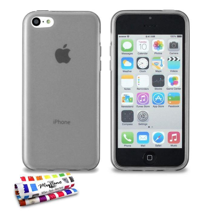 coque iphone 5 gris