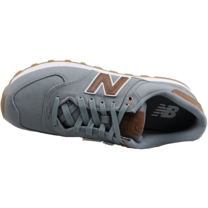 New Balance ML574TXC Homme Baskets Gris