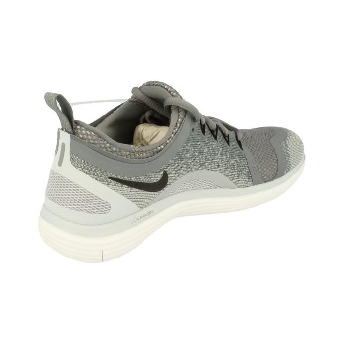 Nike Femmes Free RN Distance 2 Running Trainers 863776 Sneakers Chaussures 002