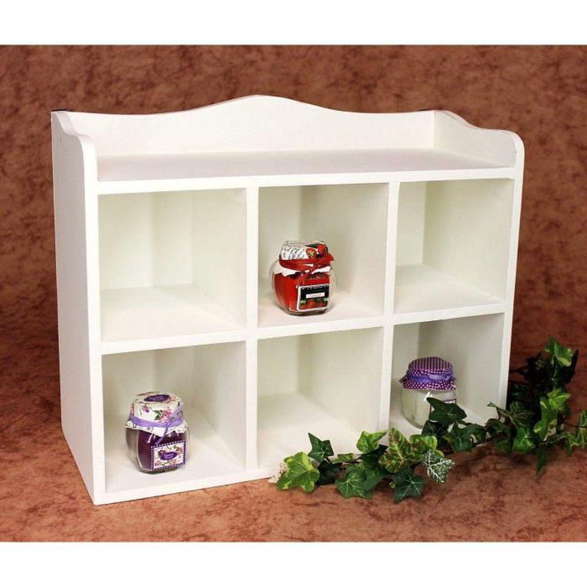 dandibo casier d 39 imprimerie etag re murale 12020 etag re cm vintage shabby chalet etag re de. Black Bedroom Furniture Sets. Home Design Ideas