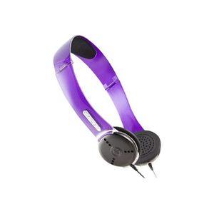 CASQUE - ÉCOUTEURS Casque HiFI Aerial7 Ohm Amethyst violet