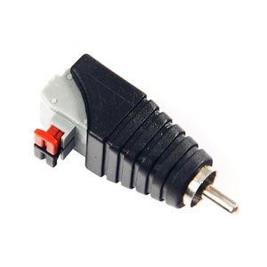 CÂBLE AUDIO VIDÉO Haut-parleur Câble Audio Connecteur mâle Connecteu