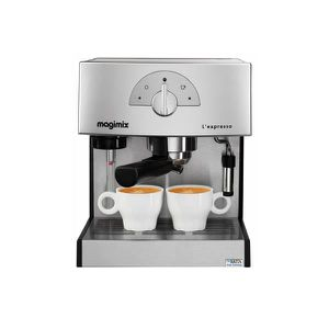 MACHINE À CAFÉ Magimix Machine à expresso manuel café ou dosette
