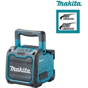 RADIO CD CASSETTE Enceinte Bluetooth de chantier Makita DMR200