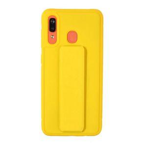 coque samsung a40 jaune