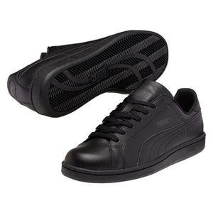 BASKET Chaussures Puma Smash L Blackdark Shadow