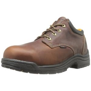 DERBY Timberland Pro Titan Safety Toe Oxford NP0JB Taill