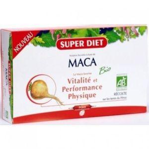 TONUS - VITALITÉ Maca Bio - coffret 20 ampoules de 15 ml