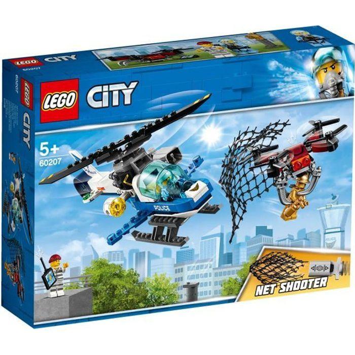 LEGO® City 60207 Le drone de la police