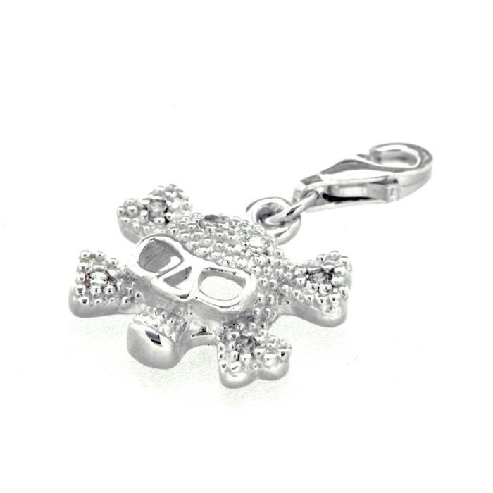 Fine Necklace Bracelet Anklet Argent 925-1000 2.7 Centimeters DVTLC