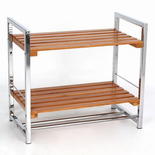 paris prix etag re 2 niveaux en bambou achat vente meuble tag re paris prix etag re 2. Black Bedroom Furniture Sets. Home Design Ideas