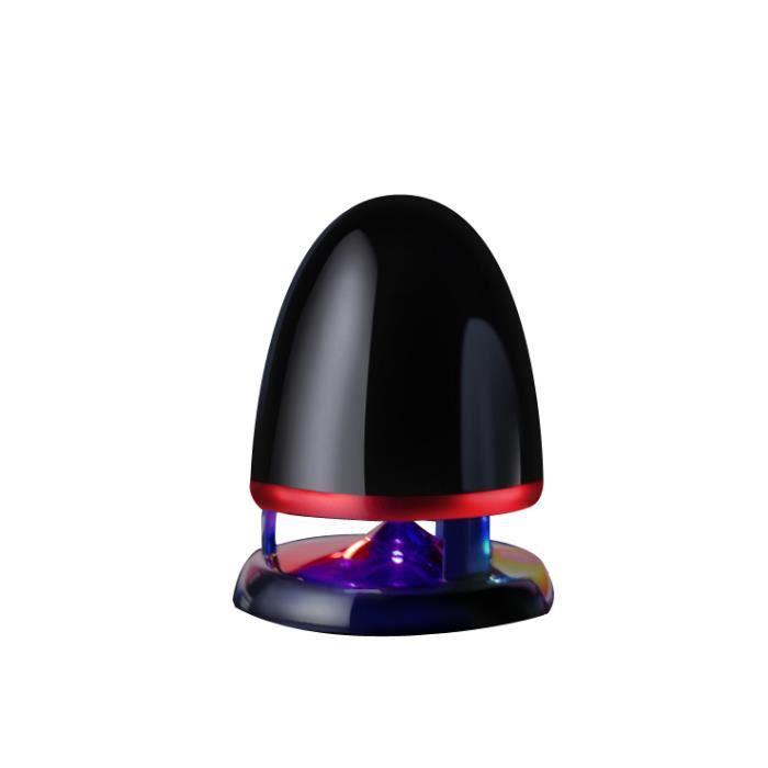 Haut-parleurs Sans Fil Bluetooth Audio Subwoofer Mini Portable Yst-sm005noir-rouge